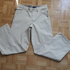 Burberry london vintange pants authentic cream